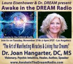 Dr Joan on the Awake in the Radio