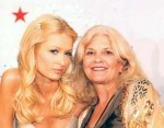 Paris Hilton with Dr Joan